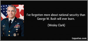 More Wesley Clark Quotes