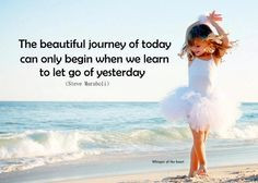 Learning to Let Go Quotes   Learn To Let Go Of Yesterday   Funz Mania ...