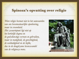 spinozas ethics Baruch spinoza ethics the ethics, only published after spinoza's death, is ingenious, not just for what it says, but for how it says it.