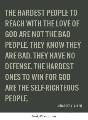 Self-Righteous quote #2