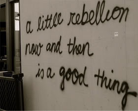 Rebellion Quotes & Sayings