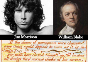 Doors of Perception Jim Morrison Quote