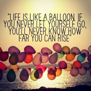 Inspirational Quotes Balloons