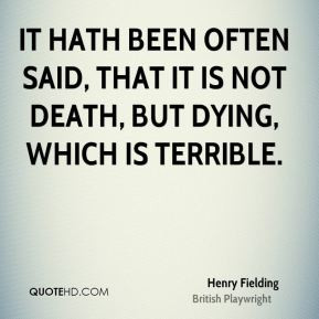 Henry Fielding British Playwright