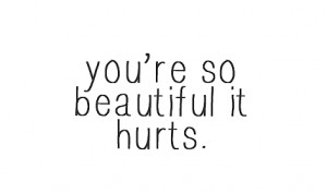 daily reminder #you're beautiful #i think you're beautiful #monie's ...