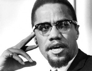 "Malcom X: ""Black Democrats = Political Chumps & Race Traitors"""