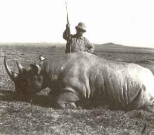 Theodore Roosevelt's African Safari & Scientific Expedition