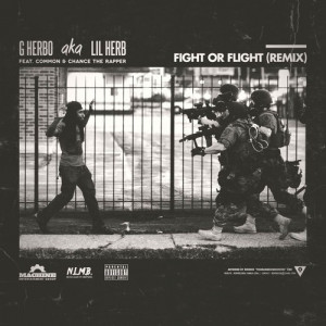 ... Town MC's Common & Chance The Rapper On The 'Fight Or Flight' (Remix