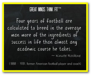football quotes gallery for more football sports and fitness ...