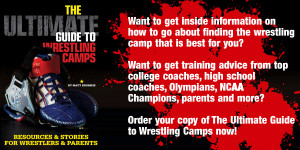 ... wrestlers and their families choose a wrestling camp sure you can read