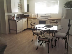 Kitchen And Dining Room...