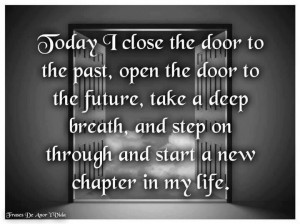 new chapter in my book of life