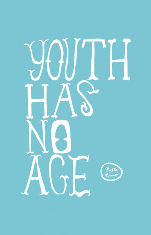 the perfect line: 15 Endearing Quotes on Youth & Being Young