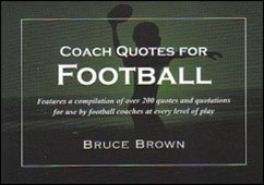 Coach Quotes for Football