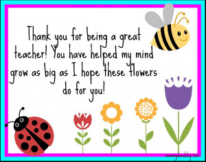 Angels thank you for teachers
