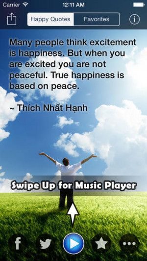 Happy Quotes With Music - Best Daily Life Happiness Quote & Wisdom for ...