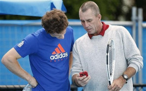 Ivan Lendl: ´ Props flatter me, but it´ s all about Andy Murray ´