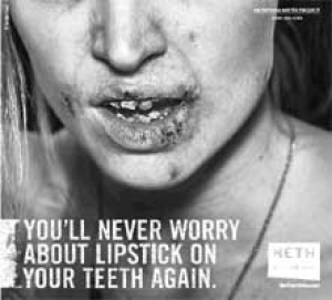 Anti Meth Ads
