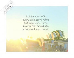 Fun Summer Quotes