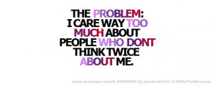 ... ABOUT ME. - Witty Profiles Quote 6580484 http://wittyprofiles.com/q
