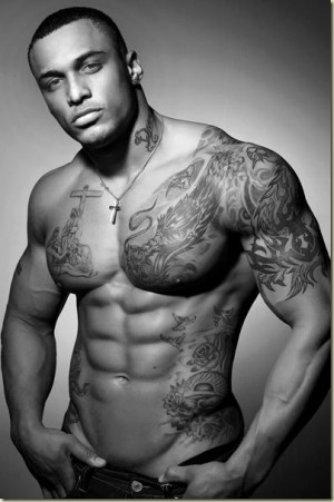 ... that make fantastic tattoos for men and there really is something for
