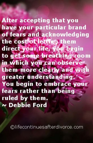 Debbie Ford #quote