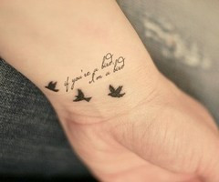 CarolineLoves(: Dainty Tattoos