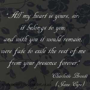 feminism in the novel jane eyre by charlotte bronte Charlotte bronte's jane eyre is frequently cited as the earliest major feminist  novel this paper analyzes feminism in the novel the main.