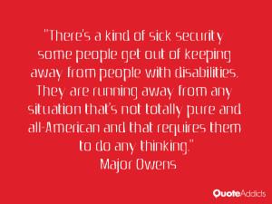 Major Owens