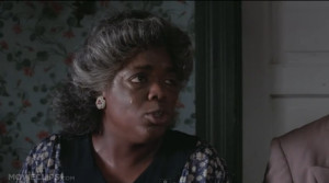 """... Movie Clip] """"The Color Purple"""" – Celie Stands up to Albert"""