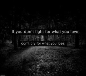 loss, love, quote, text