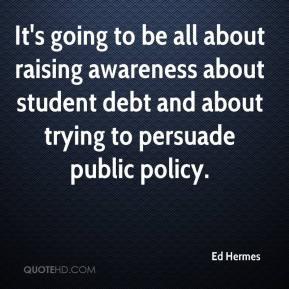 Quotes About Raising Awareness