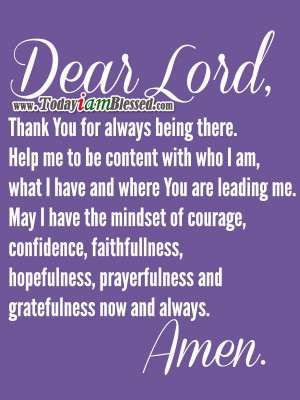Lord, Thank You For Always Being There. ♥ ♥ ♥ More to PIN here ...