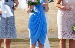 Rachel McAdams Tears Up While Serving as Bridesmaid at Sister Kayleen ...
