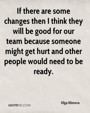 good people get hurt