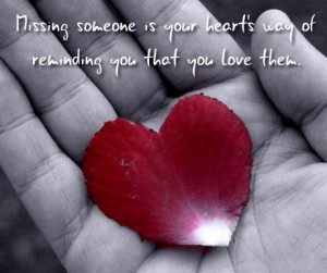 someone hate missing someone heart beat missing someone reminding you