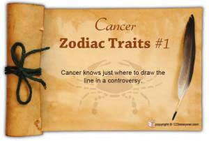 Cancer Zodiac Sign - Characteristics & Personality Traits