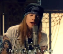 axl rose, guns and roses, love, quote, rock, sexy