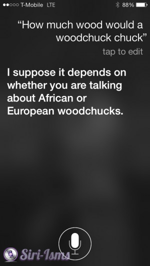 think we are mixing our bad Siriisms here….