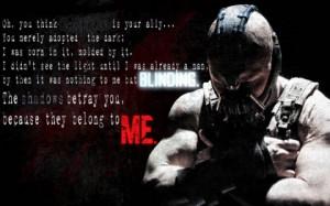 Bane Quotes Dark Knight Rises Bane quotes dark knight rises