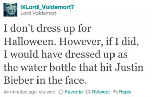 funny,harry,potter,lord,voldemort,quotes,twitter,beiber ...