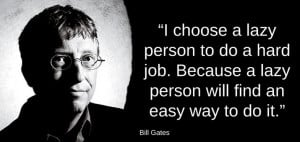 19 Bill Gates Quotes About Business And The Real World