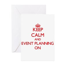 EVENT PLANNING Greeting Cards for
