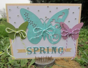 Quick Quotes Spring Card