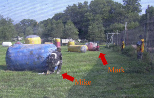 Funny Paintball