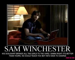 Sam Winchester Sam Winchester