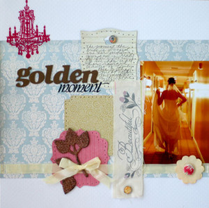 Scrapbooking Themes Quickstart: Wedding Images, Sayings, and Fonts