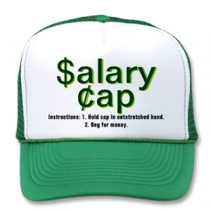 ... unilaterally adopted a salary cap effective with the 2012–13 season