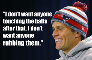 The Best Of Tom Brady's Unintentional Ball Innuendo At His ...