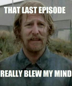 Now we forewarn you, if you haven't watched the full season, some of ...